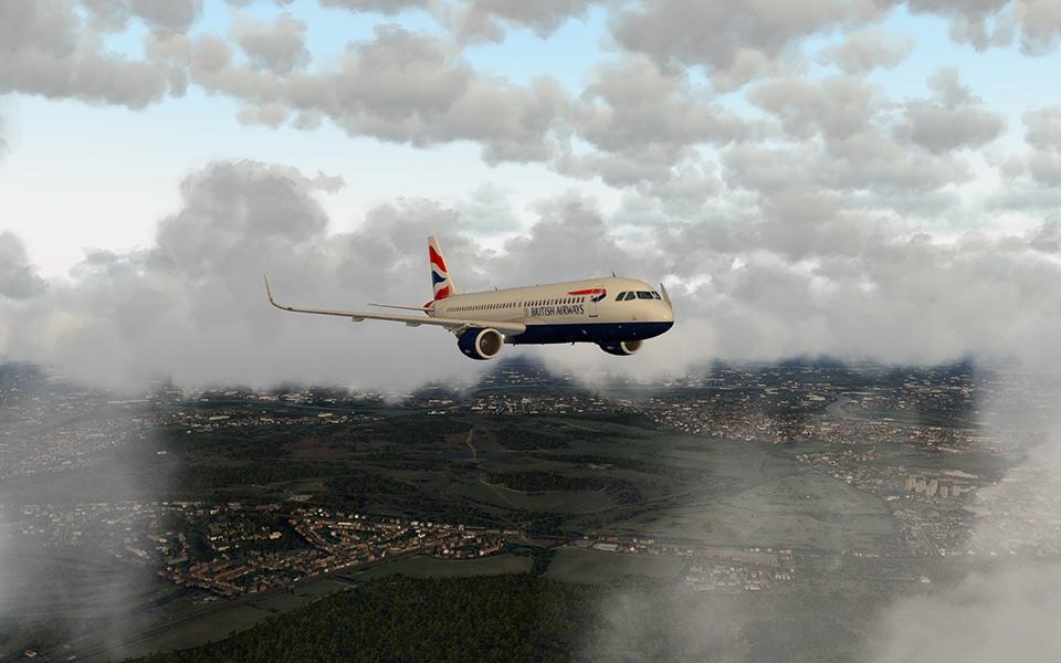 Skymaxx v.4 - A320 BA